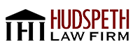 The Law Offices of Donald W. Hudspeth, P.C. Header Logo